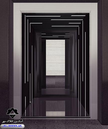 کابین آسانسور مدل DIARO